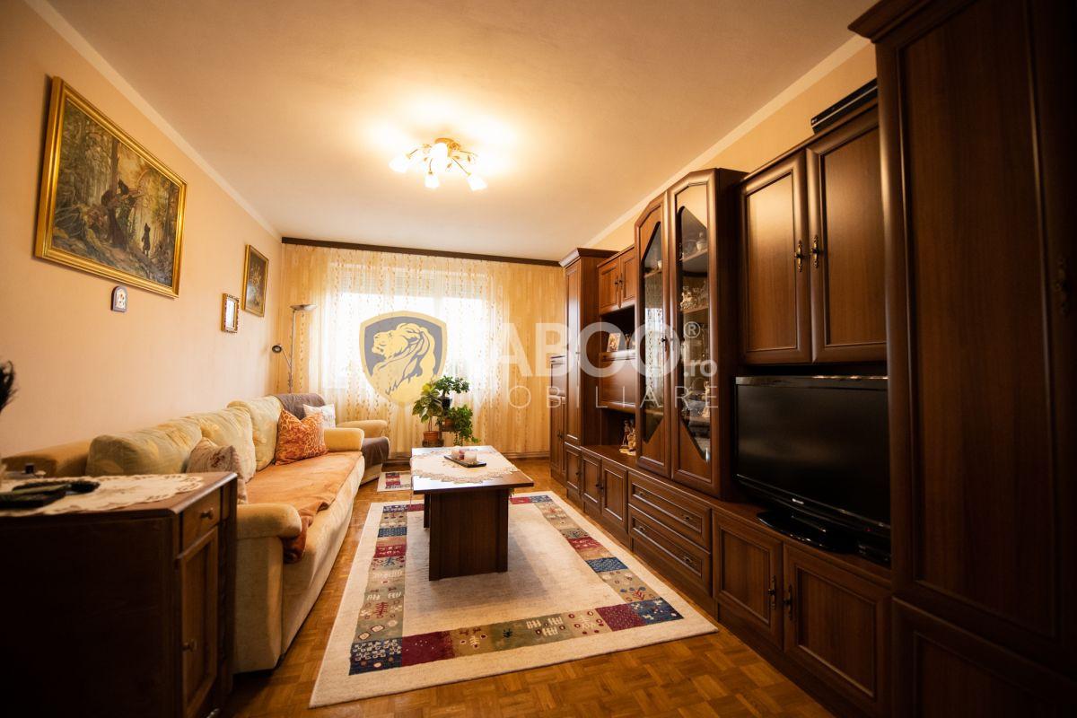 Apartament 2 camere cu balcon in Sibiu zona Strand 1