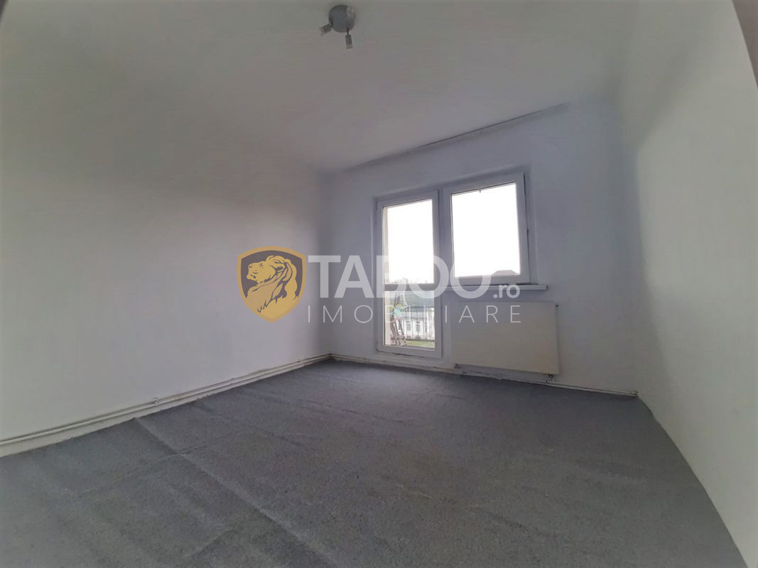 Apartament 3 camere de vanzare in Sibiu zona Valea Aurie 1