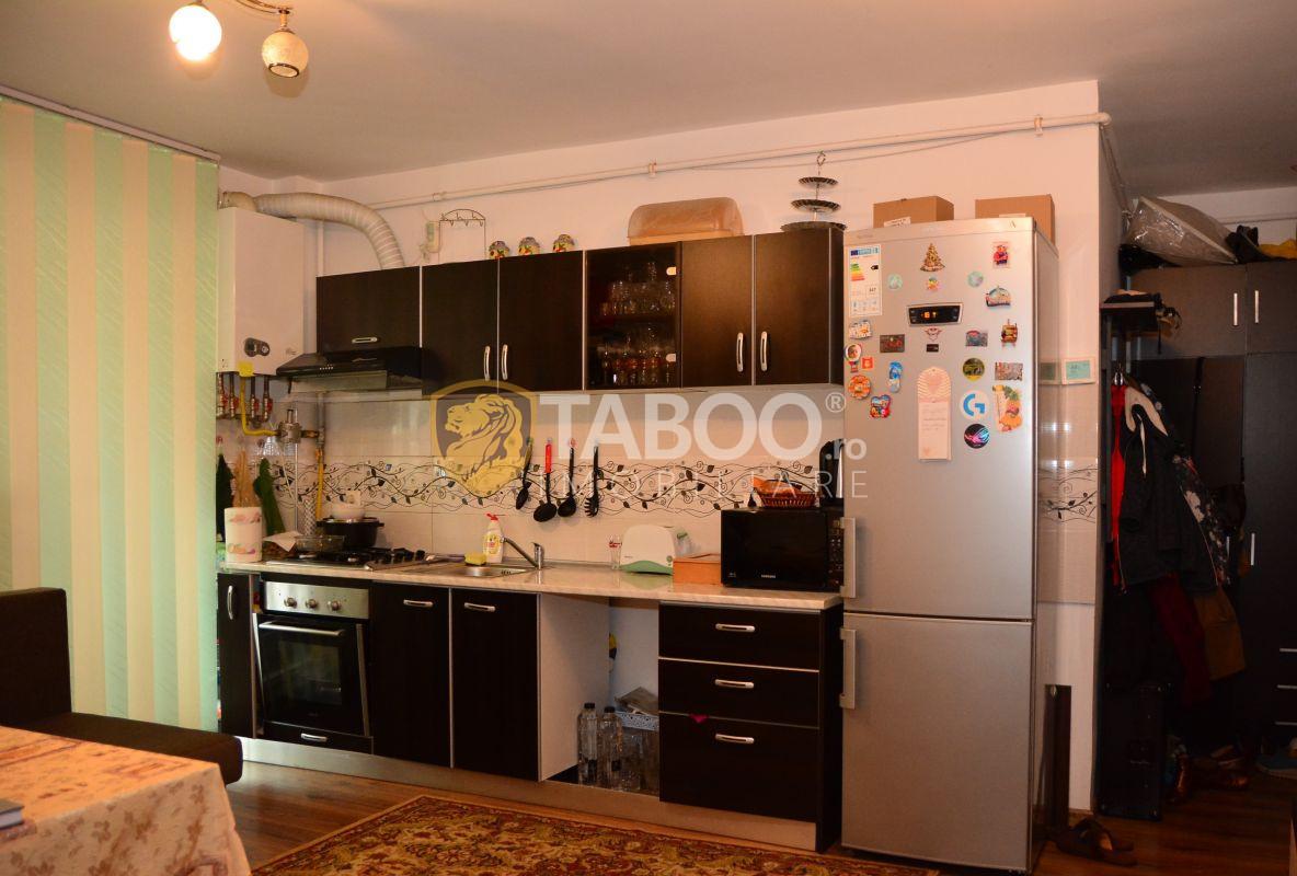 Apartament cu 2 camere zona Doamna Stanca in Selimbar 1