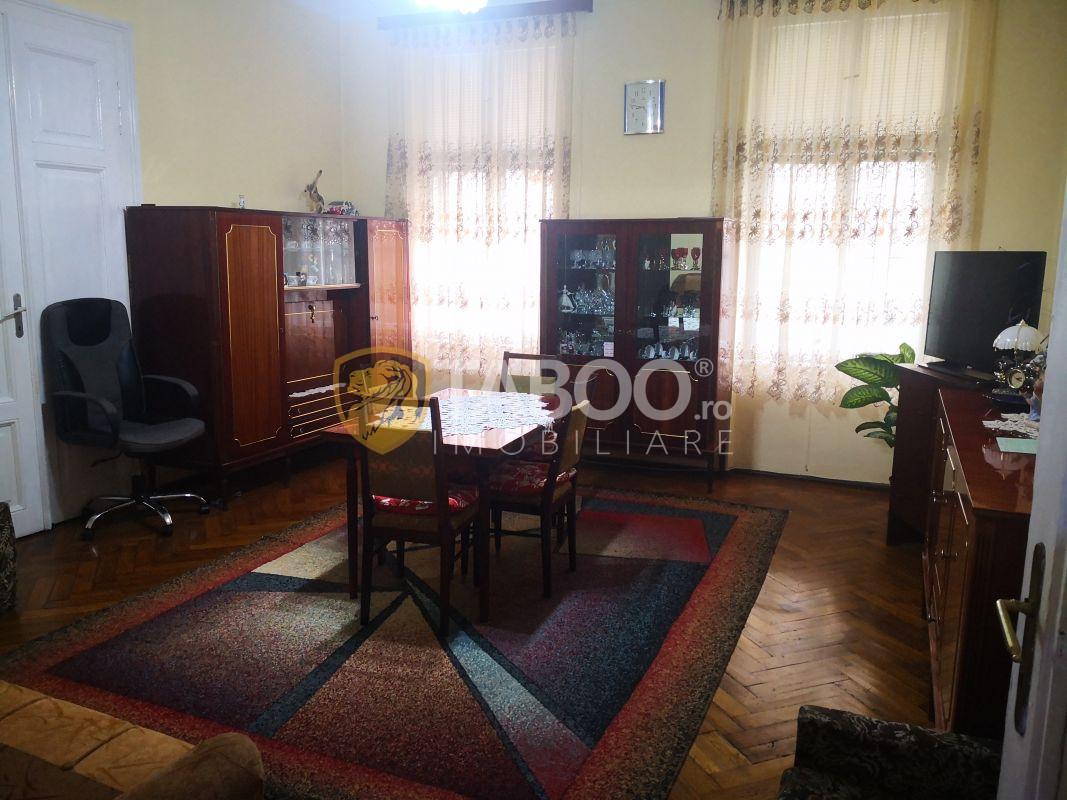 Apartament 2 camere pretabil regim hotelier zona Centrala Sibiu 1
