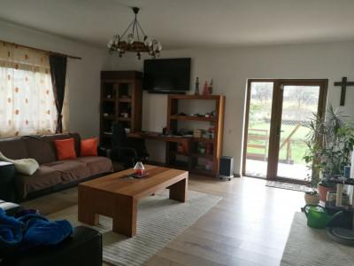 Vila moderna de vanzare cu 930 mp curte libera in Cisnadie