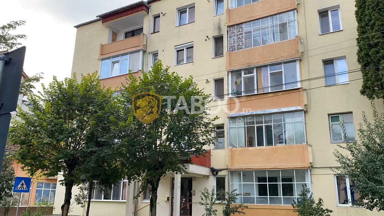 Apartament in Sibiu de vanzare etaj 1 zona Milea - OMV - Mihai Viteazu - Luptei 1