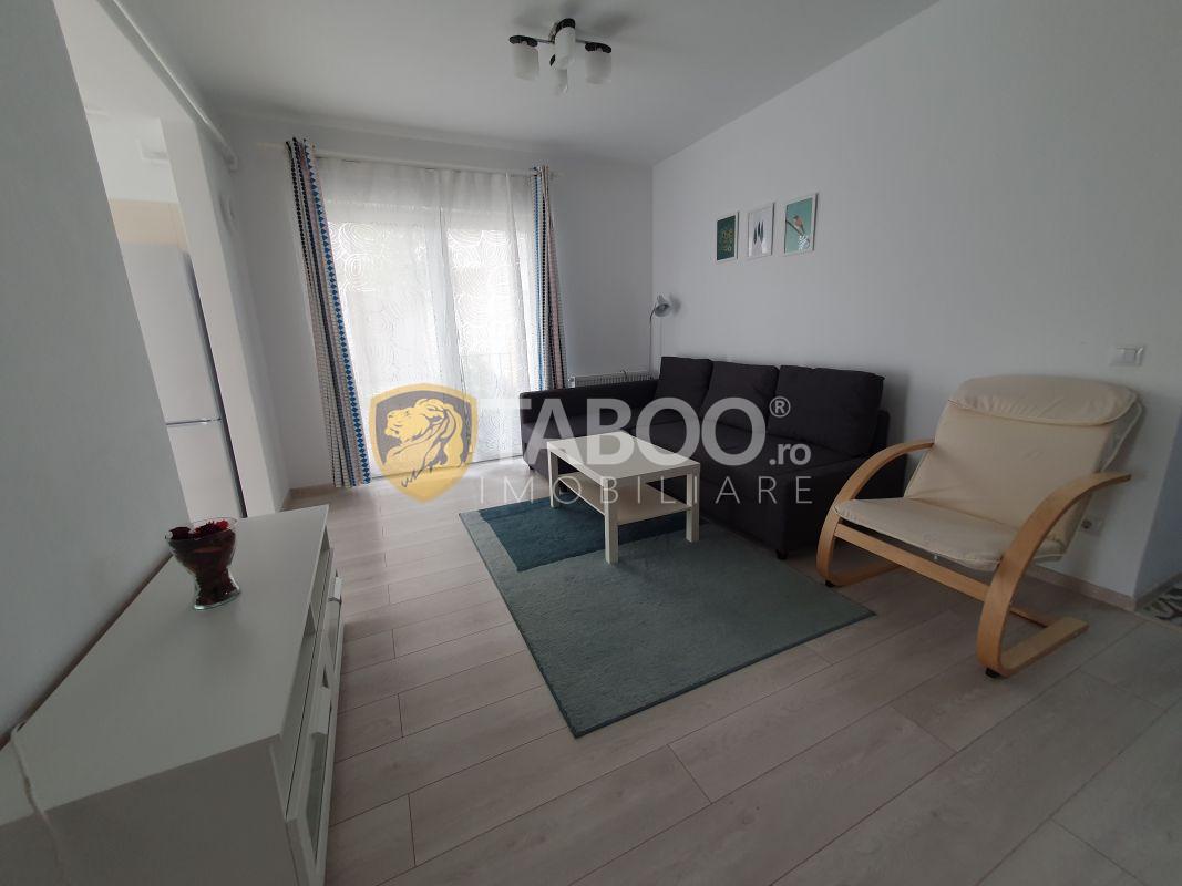 Apartament modern cu 2 camere de inchiriat Sibiu zona Calea Cisnadiei 3