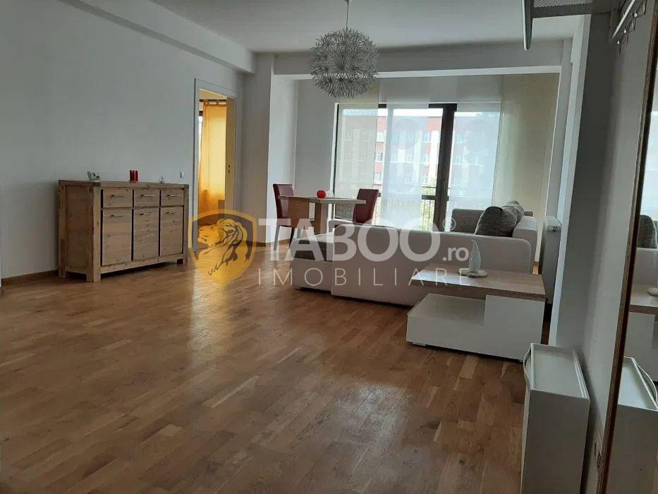 Prima inchiriere! Apartament 3 camere 90 mp utili zona Sub Arini Sibiu 1