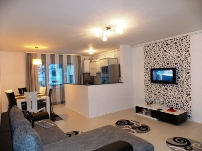 Apartament cu 3 camere de inchiriat in zona Calea Dumbravii Sibiu