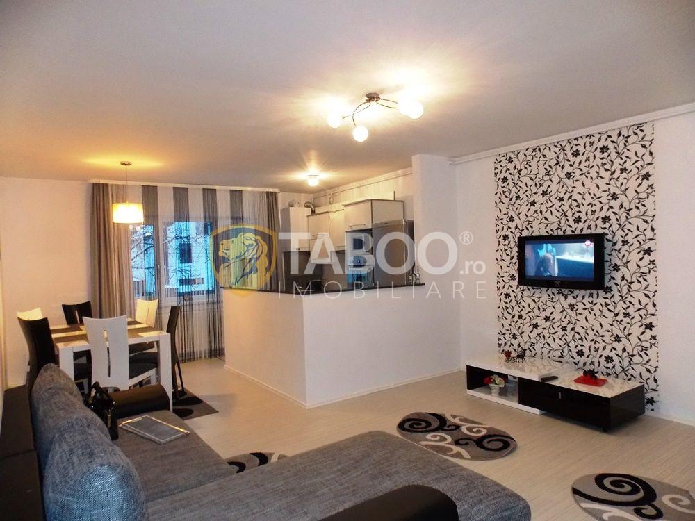 Apartament cu 3 camere de inchiriat in zona Calea Dumbravii Sibiu 1