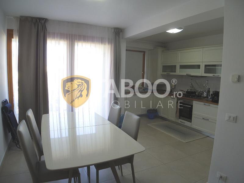 Apartament cu 3 camere 89 mp de inchiriat zona Calea Dumbravii in Sibiu 2