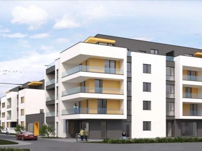 Apartament 3 camere 90 utili cu lift parcare subterana zona Piata Cluj