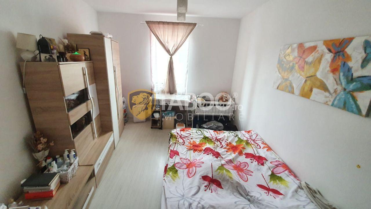 Casa singur in curte cu garaj si 600 mp teren in Sibiu zona Piata Cluj 10
