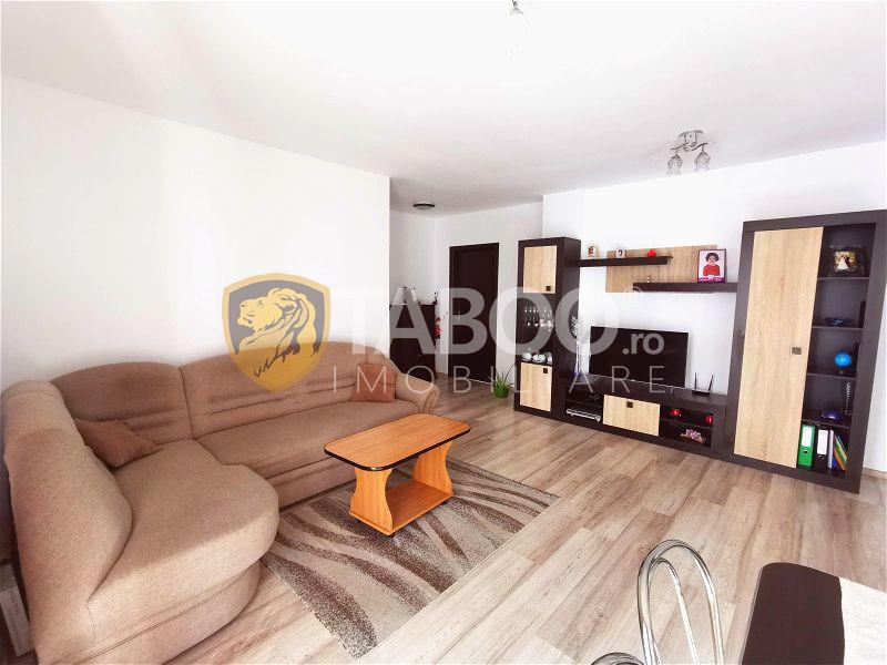 Apartament cu 3 camere si balcon de vanzare zona Doamna Stanca Sibiu 1