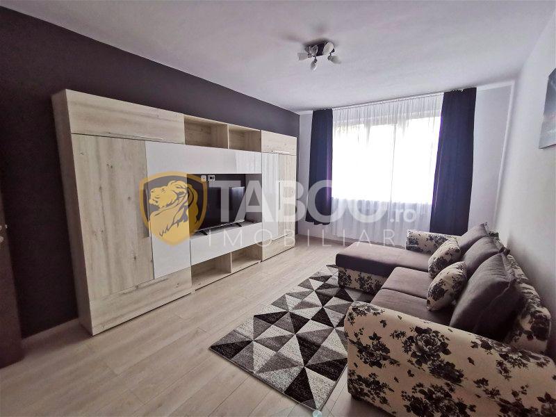 Apartament cu 2 camere si balcon de inchiriat in zona Centrala Sibiu 1