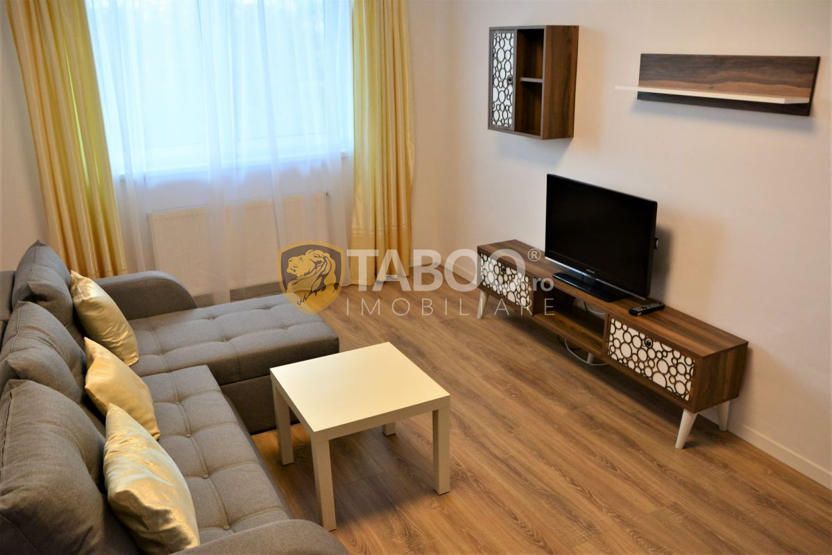 Apartament nou 2 camere de inchiriat zona Turnisor in Sibiu 1