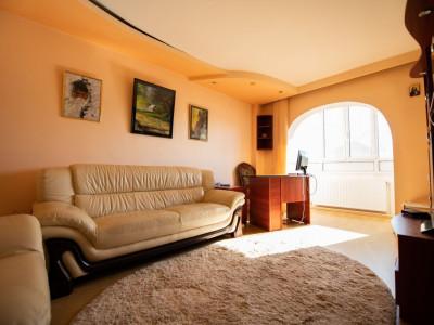 Apartament de vanzare mobilat utilat 2 camere in Sibiu Mihai Viteazul