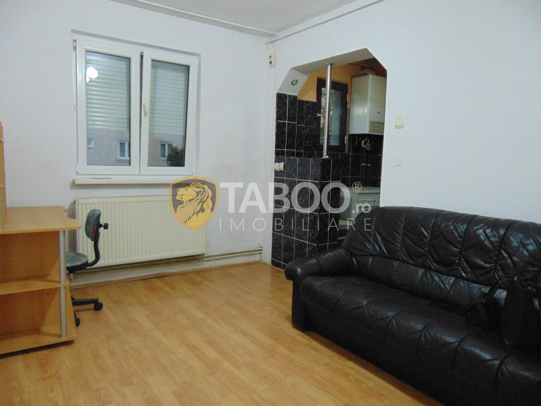 Apartament cu 2 camere de vanzare zona Tiglari in Sibiu 1