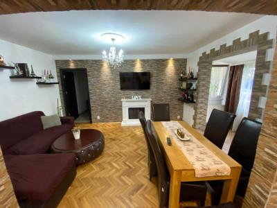 Apartament 3 camere mobilat si utilat in Sibiu zona Vasile Aaron