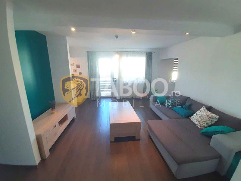Apartament 3 camere cu boxa pod si loc de parcare zona Strand Sibiu 1