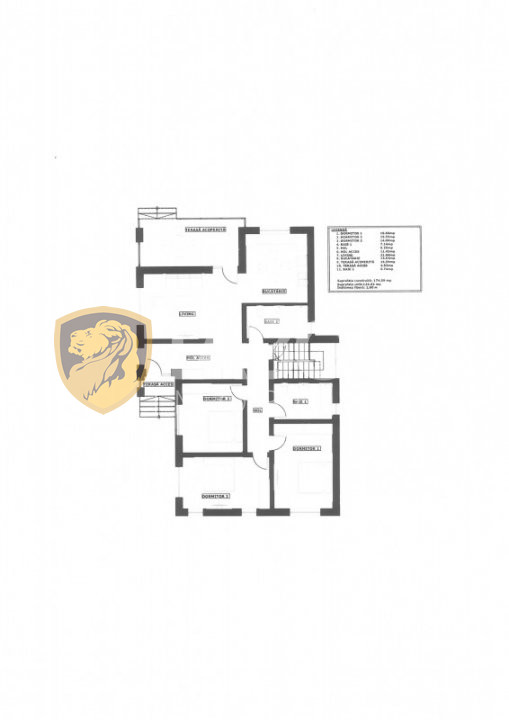 Casa individuala in Sura Mare 135 mp utili 13
