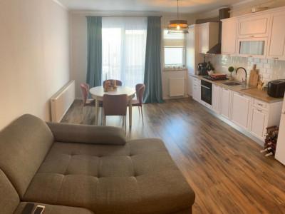 Apartament 3 camere complet mobilat lux zona Lupeni Sibiu