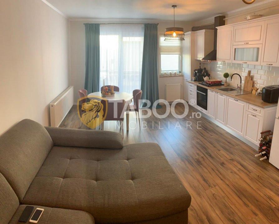 Apartament de vanzare 3 camere calitate superioara zona Lupeni Sibiu 11