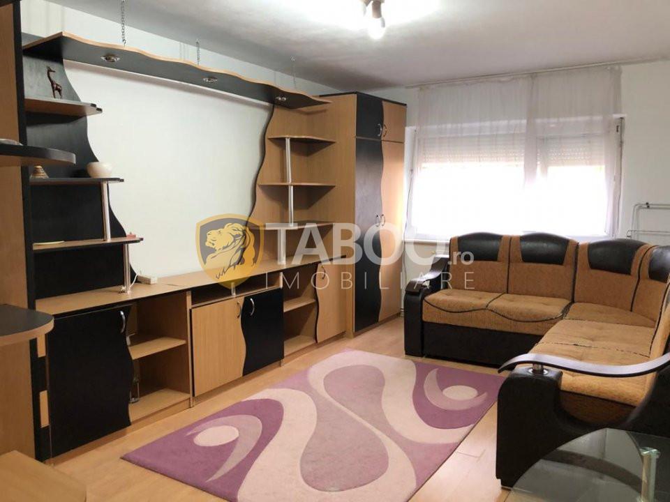 Apartament decomandat cu 2 camere de inchiriat zona Siretului Sibiu 1