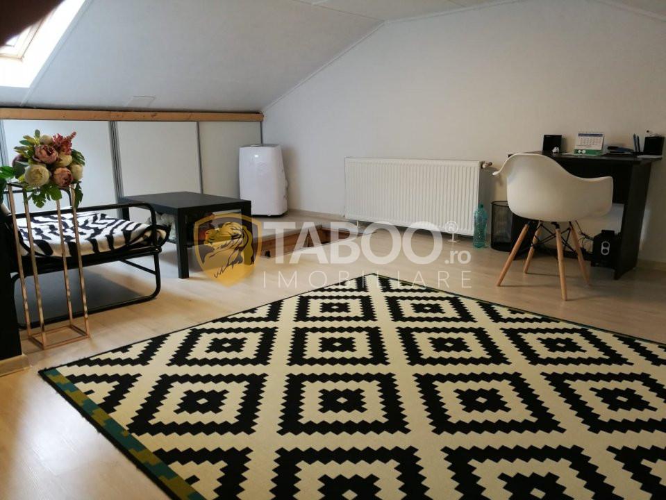 Apartament 80 mp utili cu balcon in Sibiu zona Cartierul Arhitectilor 1