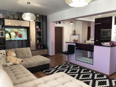 Apartament 3 camere 80 mp utili etaj 2 in Selimbar
