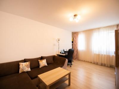 Apartament 2 camere cu balcon, parcare si boxa subsol zona Turnisor