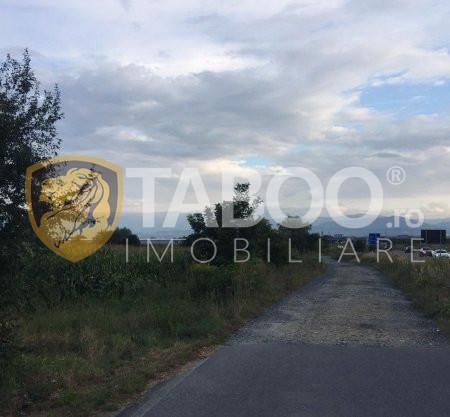 Teren 28000 mp de vanzare in Sibiu zona Calea Surii Mari 1