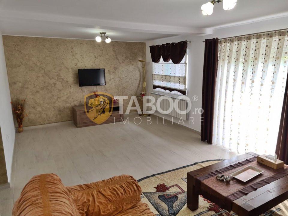 Casa cu 4 camere de inchiriat in Sebes zona rezidentiala 1