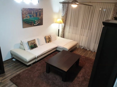 Apartament 3 camere mobilat modern la vila etaj 1 de vanzare Selimbar
