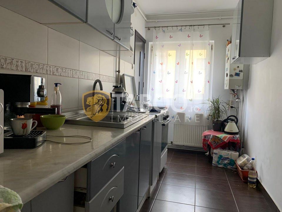 Apartament 2 camere 55 mp si balcon 4,30 mp Vasile Aaron Sibiu 1