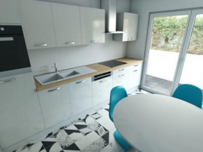 Apartament 67 mp de vanzare 3 camere 2 bai 2 balcoane Turnisor Sibiu