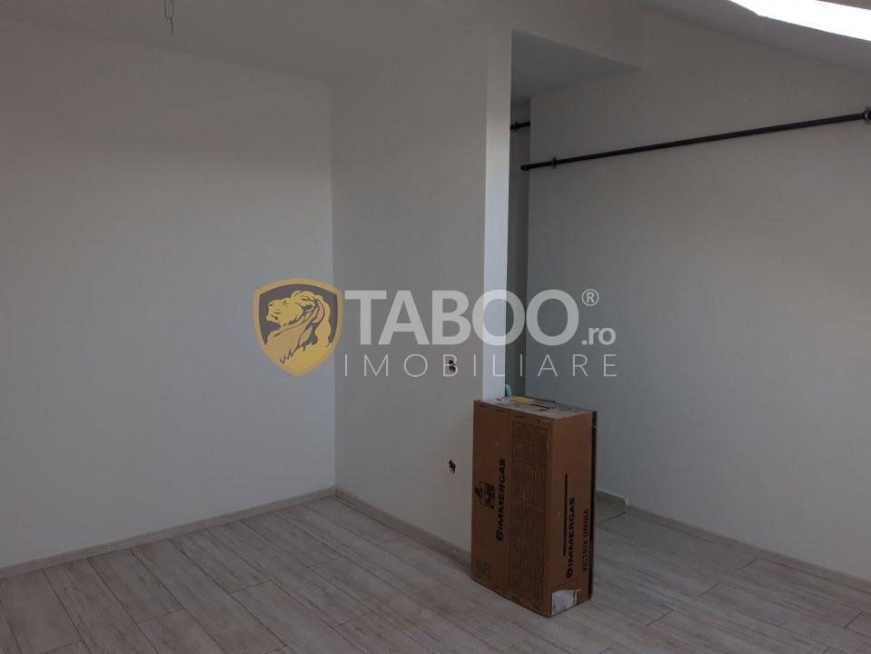 Garsoniera 35 mp utili bloc nou de vanzare Turnisor Sibiu 1