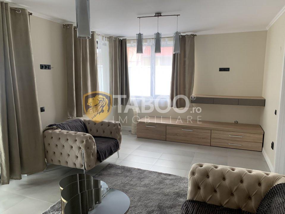 Casa 4 camere cu finisaje superioare de vanzare in Sibiu zona Turnisor 1