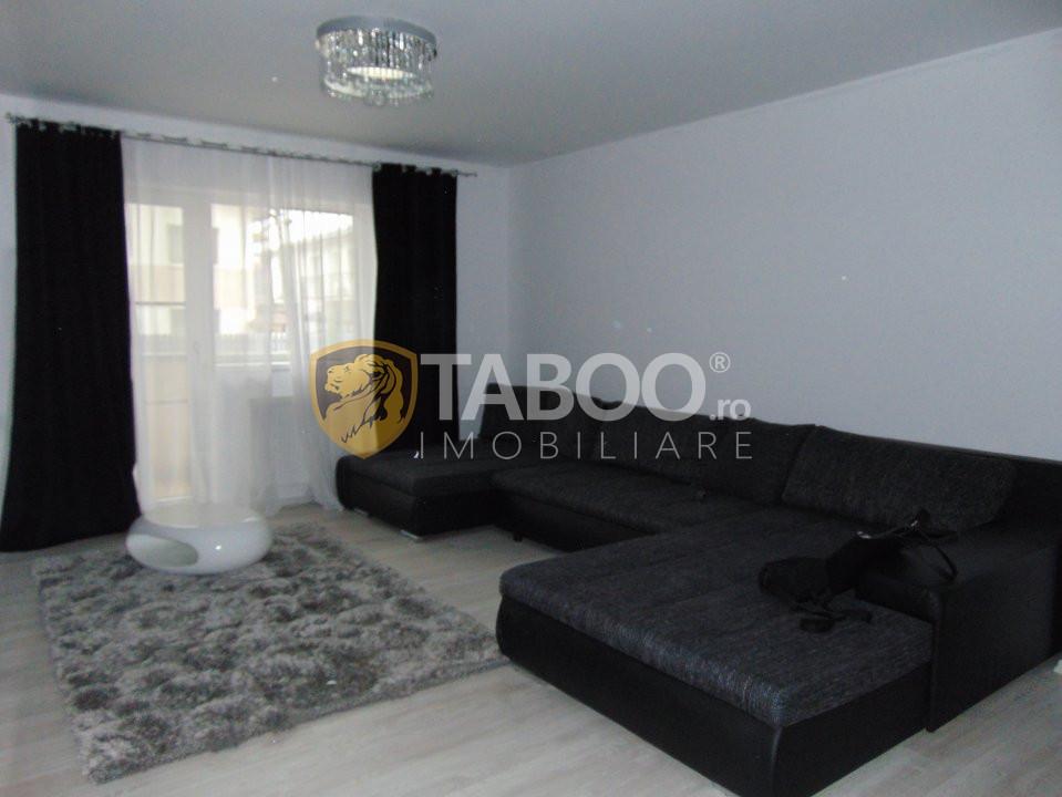 Apartament 2 camere 60 mp utili de vanzare in Selimbar 1