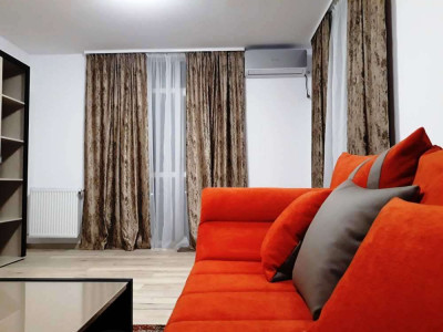 Apartament nou cu 3 camere 2 bai 2 balcoane si parcare de inchiriat
