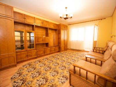 Apartament 2 camere 2 balcoane etaj 3 si pivnita in Turnisor Sibiu