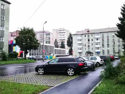 Apartament cu 2 camere de vanzare in Sibiu zona Mihai Viteazul