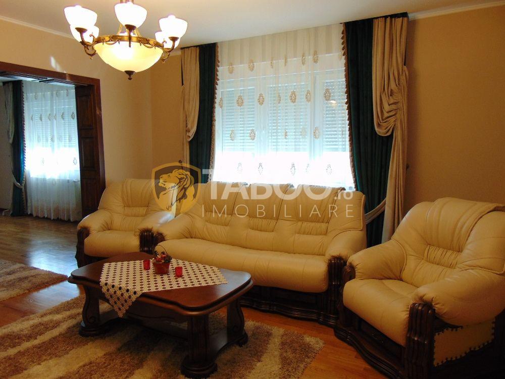 Apartament de lux la vila cu 4 camere si 5 locuri de parcare Turnisor 1