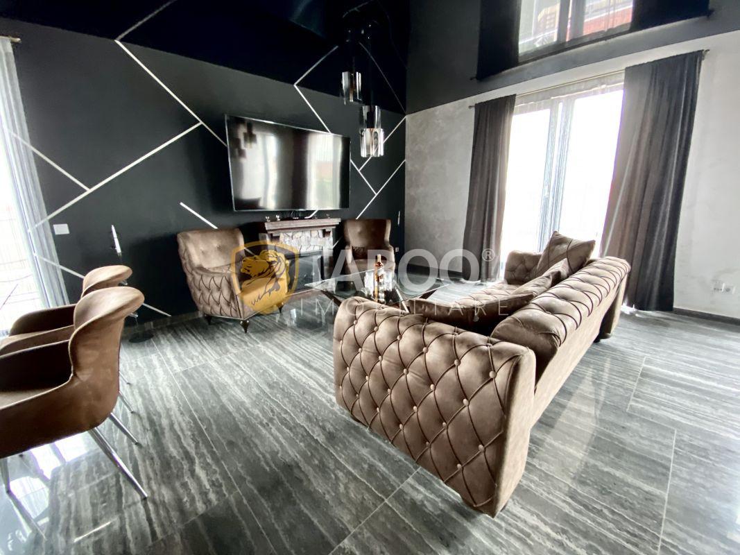 Apartament de lux in Selimbar cu 4 terase amenajat complet la cheie 1