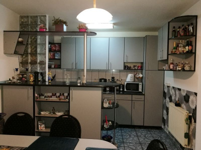 Doua apartamente la casa de vanzare 445 mp teren zona Turnisor Sibiu
