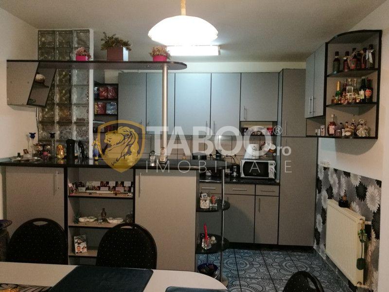 Oferta! Doua apartamente la casa si 445 mp teren zona Turnisor Sibiu 2