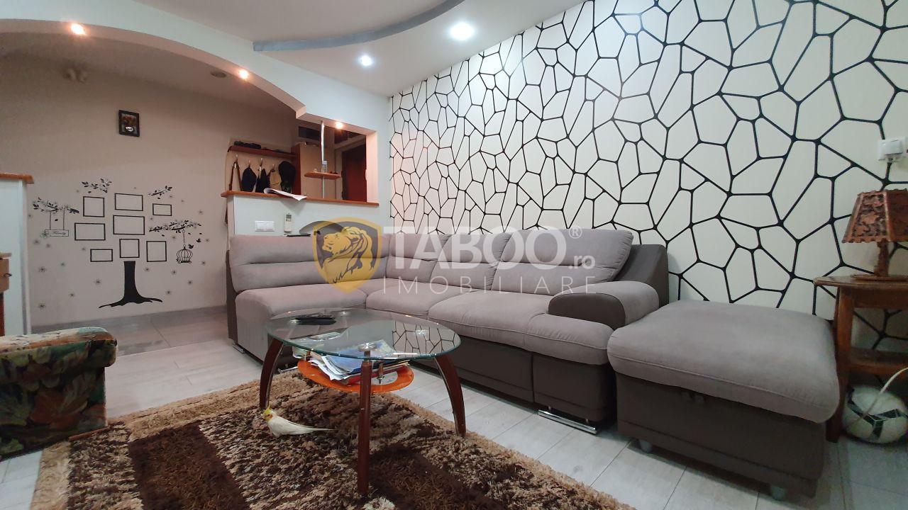 Apartament 3 camere decomandate pivnita de vanzare Sibiu Vasile Aaron 1