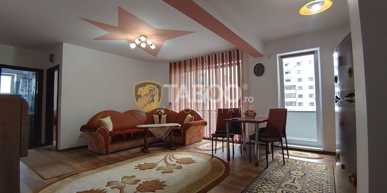Apartament cu 2 camere de inchiriat in Sibiu Doamna Stanca 1