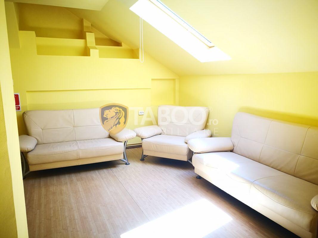 Apartament la vila 85 mp utili 3 camere 2 balcoane Sibiu zona Morilor 1