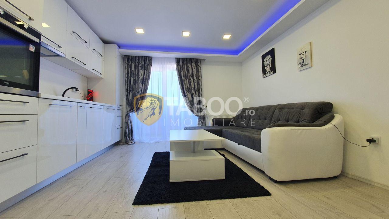 Apartament modern 2 camere de vanzare in Sibiu cartierul Arhitectilor 1
