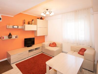 Apartament 3 camere complet mobilat si utilat cu parcare zona Calea Poplacii
