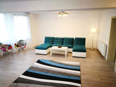 Casa de inchiriat 5 camere mobilata utilata de lux Tineretului Sibiu