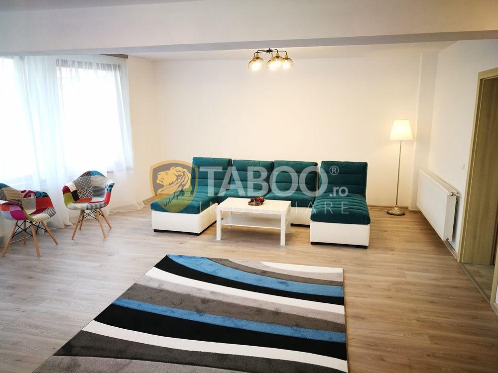 Casa de inchiriat 5 camere mobilata utilata de lux Tineretului Sibiu 1