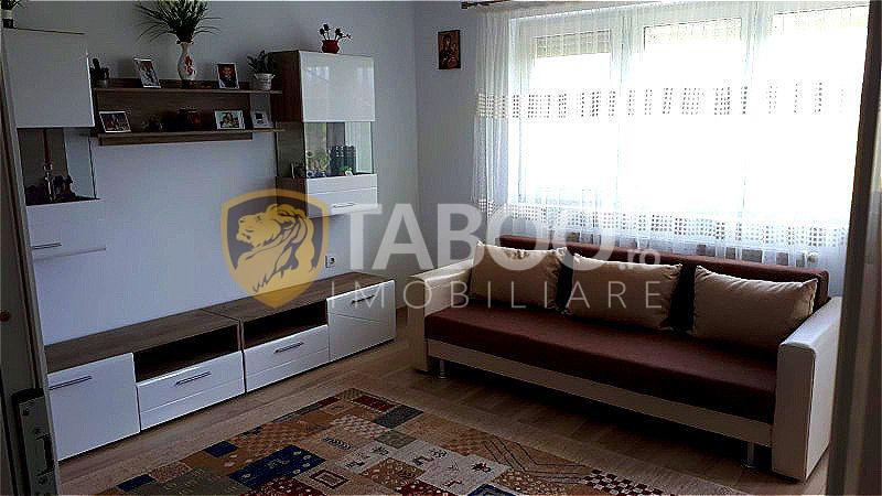 Apartament mobilat si utilat complet 3 camere in Selimbar 1